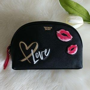 Beautiful Victoria's Secret Cosmetic Bag.Nwt